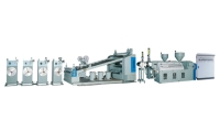 PP, PE, PS, ABS Sheet Co-extrusion Line