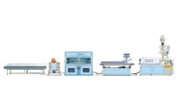 PVC, PE Profile and Soft/Rigid Pipe Extrusion Equipment