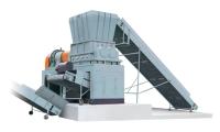 Heavy Duty Crusher for Rubber/Plastics