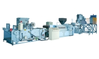 PVC, PP Sheet Extrusion Line