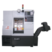 Slant-bed-type CNC Lathes