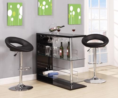 Liquor Cabinets/Racks Bar Counters and Stools Buffet/Sideboard