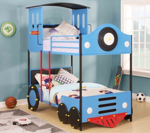 金屬床 / 雙層床/兒童床