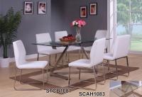 金属餐桌 / 餐椅