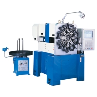 Multi-Axes Spring Forming M/C