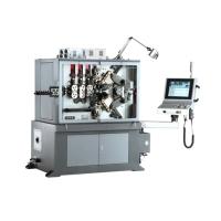 電腦多軸壓簧製造機