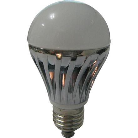 5W High Power LED bulbs (Chrome)