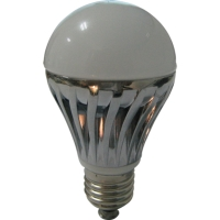 5W High Power LED bulbs (Chrome)