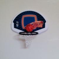 Basketball Board & Rim Combo