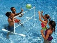水上排球组