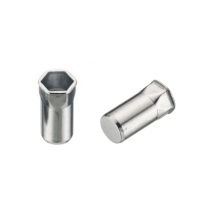 Semi-Hex Rivet Nuts