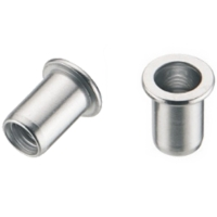 Cens.com Flat Head Rivet Nut CHANGING SUN METAL CO., LTD.