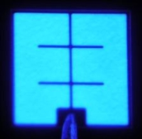 High Power MvpLED™ InGaN Blue LED chips