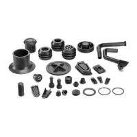 Rubber Seal/Boots/Gasket/Diaphragms