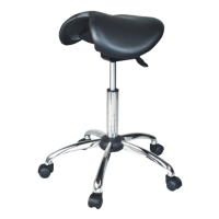 PATENT SINGLE/TWIN SADDLE CHAIR