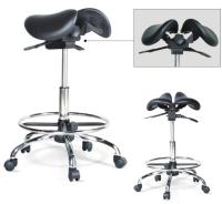 Twin Saddle Chair