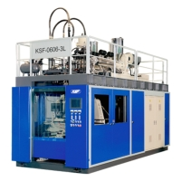 Multi-Layer Blow Moulding Machine