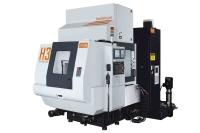 CNC 卧式综合加工中心机