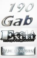 Metallic Nameplates/Label Nameplates