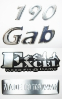 Metallic Nameplates/Label Nameplates