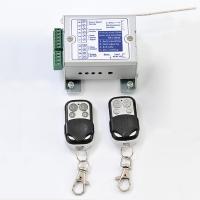 Wireless 4-step door remote
