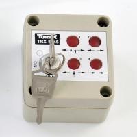 Wireless 4-step transmitter