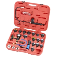 Radiator Pressure Tester & Vacuum-Type Cooling System Kit(26pcs)