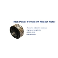 High power DC motor
