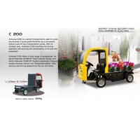 Cens.com Achensa Zero Emissions Pickup Truck PIHSIANG ELECTRIC VEHICLE MFG. CO., LTD.