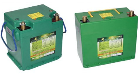 Standardized Lithium-Ferrum Battery for Vechicle lgnition
