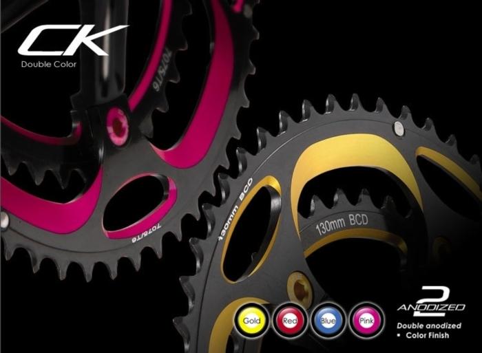 Chain wheel & Cranks