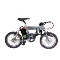 伸缩车式电动自行车