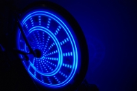 LED車輪燈 (魔法輪)