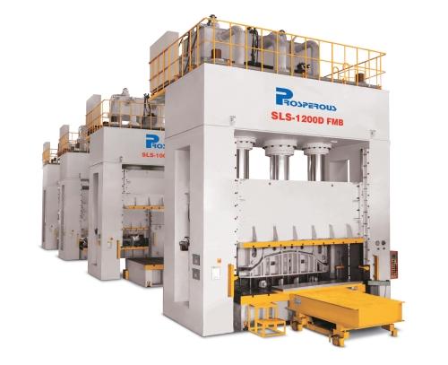 hydraulic deepdrawing press
