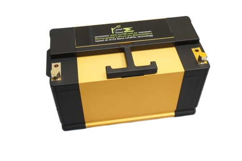 Car Lithium Ion Starter Battery