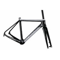 700C Road Bicycle Carbon Frame W/DISC
