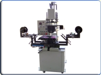 Turntable Type Hot Transfering Printing Machine for Teethbrush