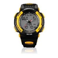 GPS Analog & Digital Waterproof  Sports Watch