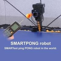 SmartPong Table tennis robot