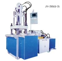 250 ton 6-10oz. Two-Sliding-Table Two-color Machine