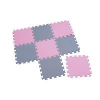 Plain mat