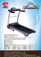 M9859 Motorized Treadmill