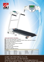 M2835 Motorized Treadmill