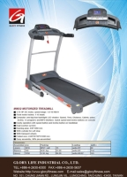 M9832 Motorized Treadmill