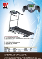 M3705 Motorized Treadmill
