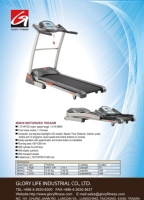 M9826 Motorized Treadmill