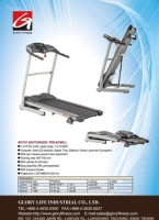 M3701 Motorized Treadmill