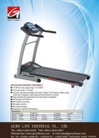 M9812B Motorized Treadmill