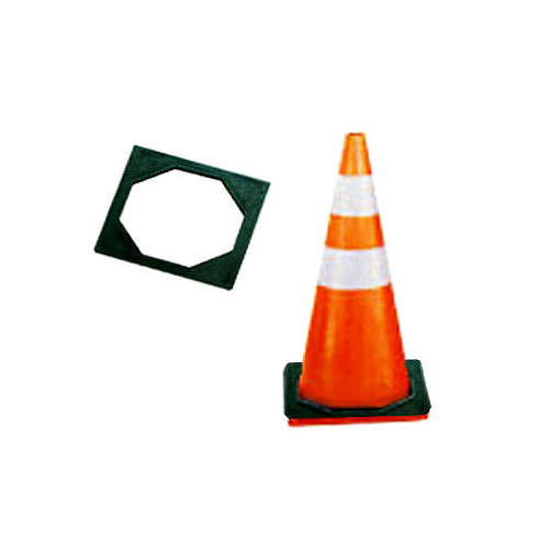 Rubber Base For Traffic Cones