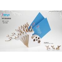 Sika Deer Magnet Set
